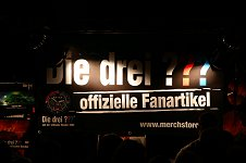 Fanartikel Wecker-Tour 2009